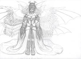 Lilithmon X by Jragonjreams-dA