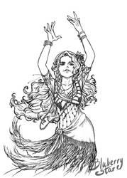 Gypsy Dance by Blu3berryStar