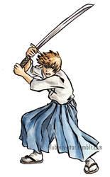 Aikido Figure 3 by Blu3berryStar