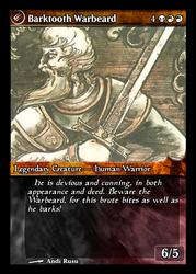 .Barktooth Warbeard. by BLACKARUCADO