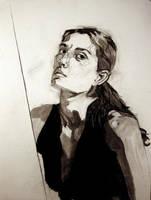 Self Portrait 2 by Alleykat5842
