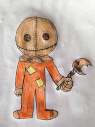Halloween drawings: Sam by Prince5s
