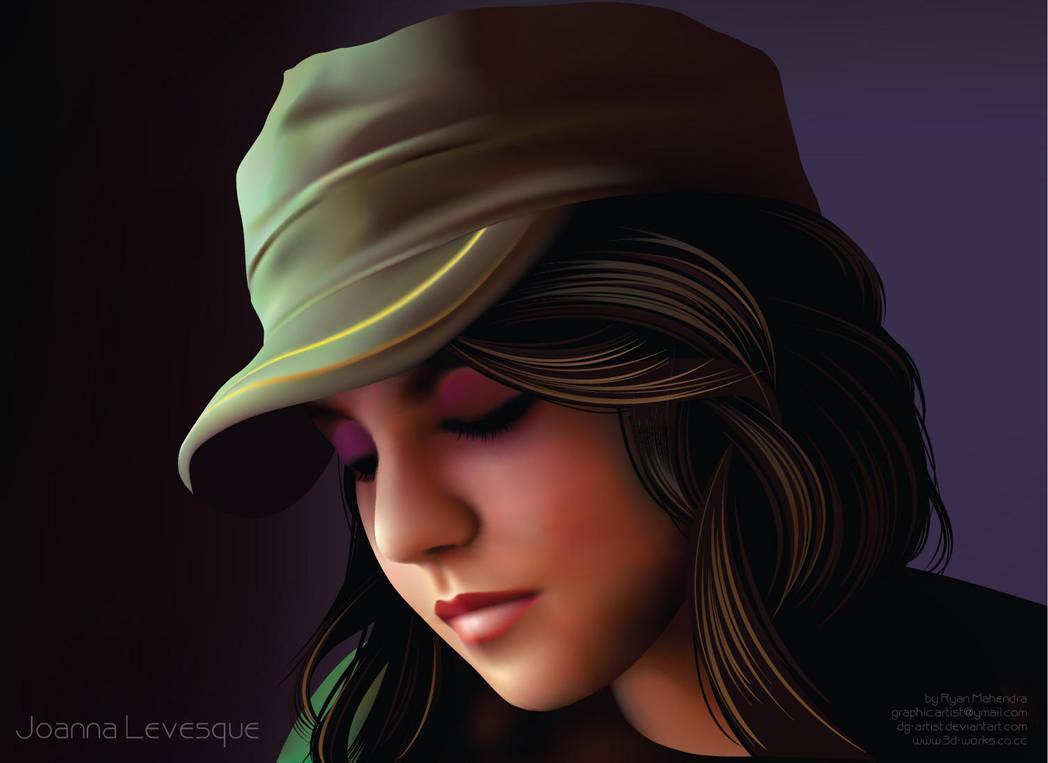 Joanna Levesque by ryan-mahendra