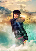 Happy Clouds by ryan-mahendra