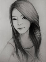 Kwon Sohyun by ryan-mahendra