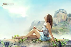 Looking at The Sky by ryan-mahendra