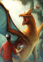 Charizard by ryan-mahendra