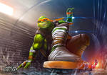 Michelangelo (Mikey) by ryan-mahendra