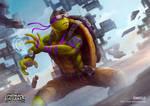 Donatello (Donnie) by ryan-mahendra