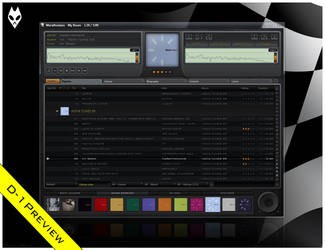 foobar skin contest PREVIEW by Br3tt