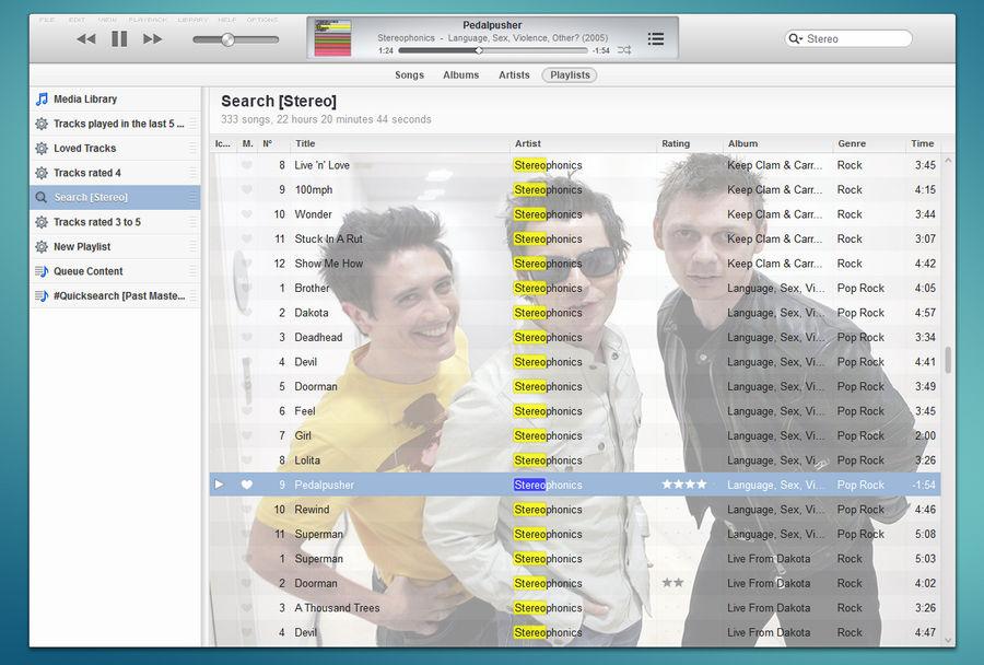 e11even ... an iTunes11-like foobar2000 config by Br3tt