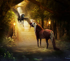 I'll Follow You Down by Ruanly