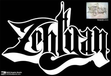 Zehtyan Logo by MVRH
