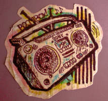 MTS - Boombox by MVRH