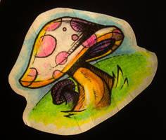 MTS - Mushroom II by MVRH