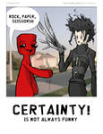 TheOddBuddies: 08 Certainty by MVRH