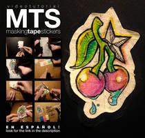 MTS - Videotutorial + Cherries by MVRH