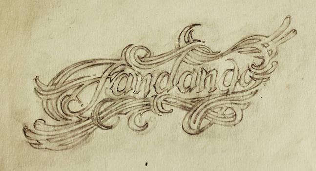 Rejected Sketch - Fandango by MVRH