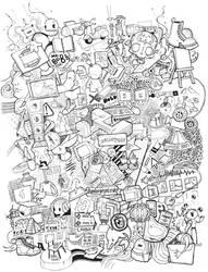 Notebook Madness: PR by MVRH