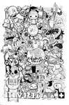 Notebook Madness 2011-2012 by MVRH