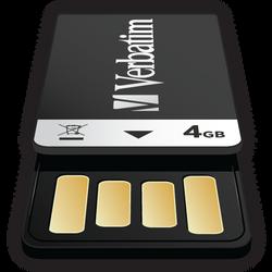 Verbatim Clip-it 4GB - Icon by MVRH