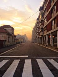 Street by UrosKrunic