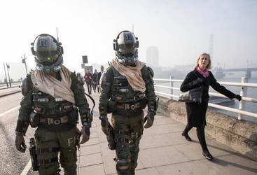 Titanfall Pilot Cosplay by White0222