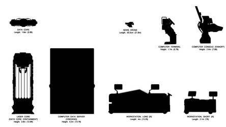 Halo Universe: Size Comparison by White0222