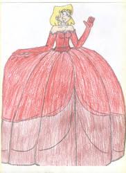 Ballgown Lori Loud - Ver. 2 by TrainsAndCartoons