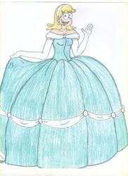 Ballgown Leni Loud - Ver. 2 by TrainsAndCartoons