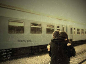 Goodbye my lover by korny-pnk