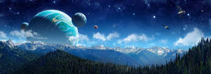 Nocturnal Flight by Elijah-Snow