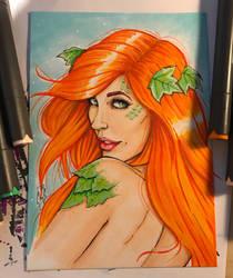 Poison Ivy by Spidertof