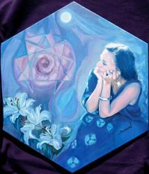 Enneagram- Woman's Meditation by sami-edelstein