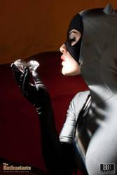 BATMAN: Girl's Best Friend by BeautifulByeBye