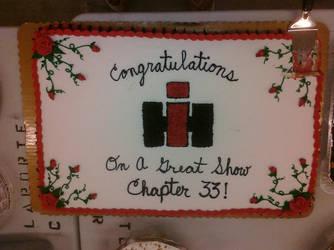 International Harvester Cake by ClosetPoet111390
