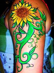 Sunflower by ClosetPoet111390