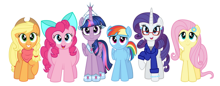 The Crew is Back Together! by AleximusPrime