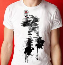 Lady Gaga T-shirt by Senoviya