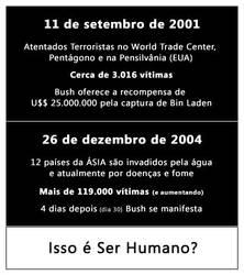 Isso e Ser Humano? by paulodev