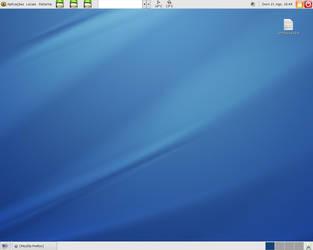 Linux Desktop 1.0 by paulodev