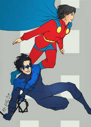 World's Finest Replacements by Ke-Eng