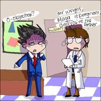 Objection by Dawr
