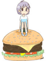 Haaamburger by Dawr