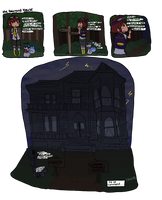 The Haunted House by Dawr