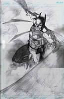 BATMAN by thepunisherone