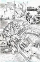 Deathlok issue 2 by thepunisherone