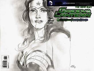 Wonder Woman by thepunisherone