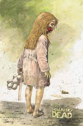 Little Girl by thepunisherone