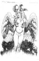 ANGELUS by thepunisherone
